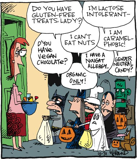 diversity at Halloween